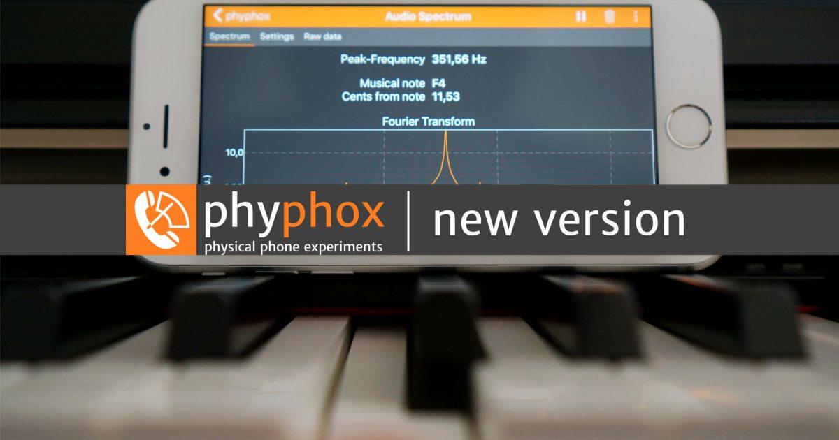 Version 1.0.7 (GPS, Experiment-Zustand speichern, …)