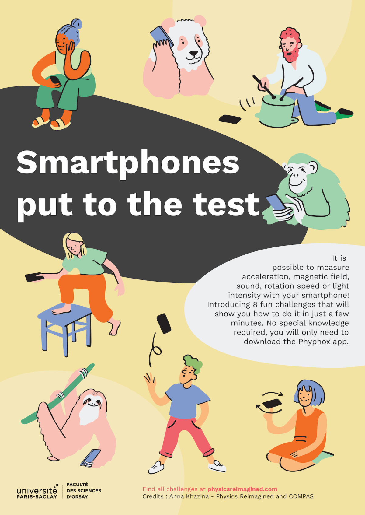 Cover page of Smartphones put to the test