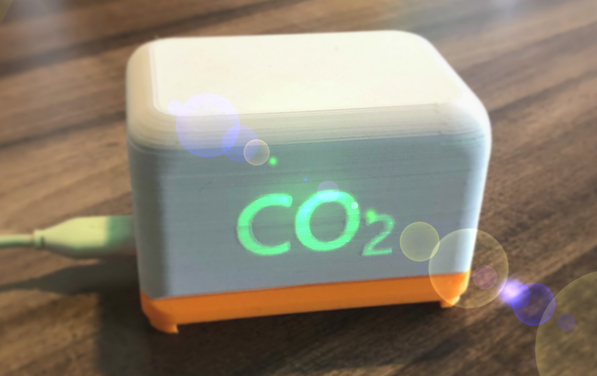 Bluetooth-Capable CO₂ Monitor Kit