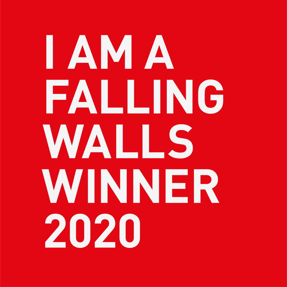 Falling Walls 2020 Gewinner