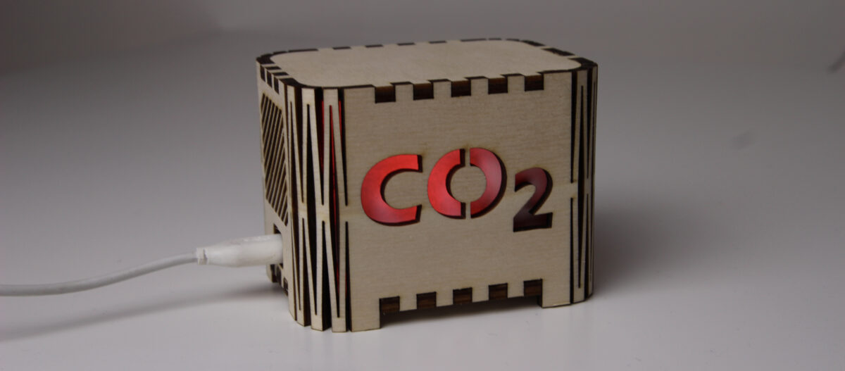 CO₂ Monitor Update